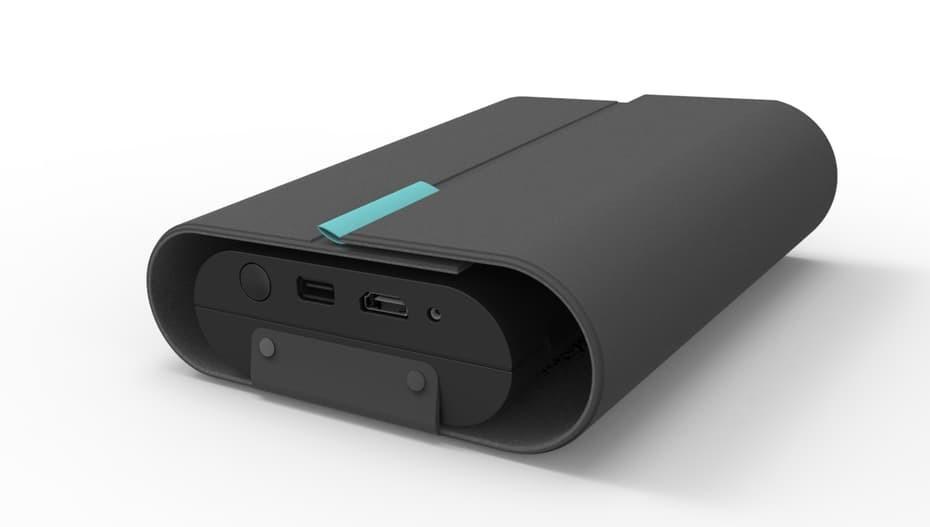 SPUD - складной 24-дюймовый монитор, умещающийся в заднем кармане